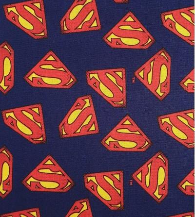 Tela de patchwork DC comics...
