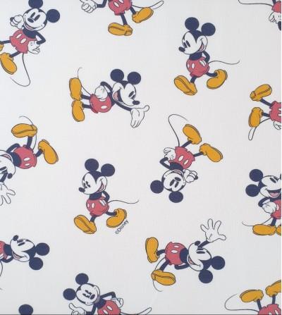Tela de algodón Mickey...