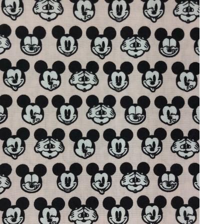 Tela de patchwork Mickey