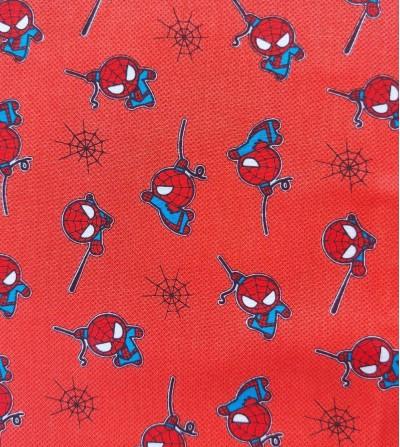 Tela patchwork Spiderman...