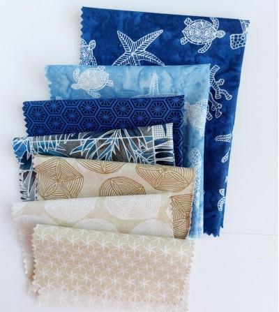 Pack de 8 retales patchwork...