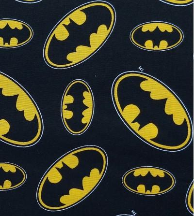 Tela de patchwork Batman logo