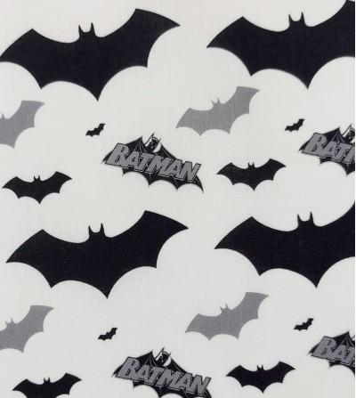 Tela de algodón Batman...