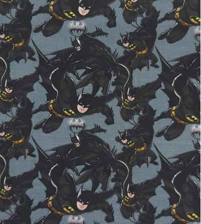 Tela de algodón Batman